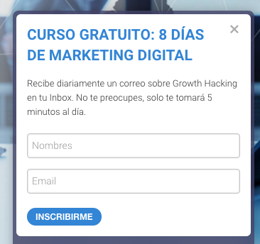 Curso growth hacking gratis