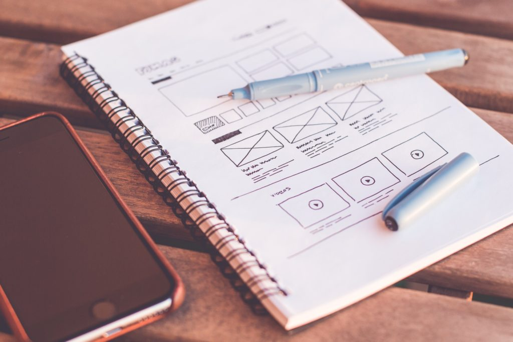 como hacer wireframes