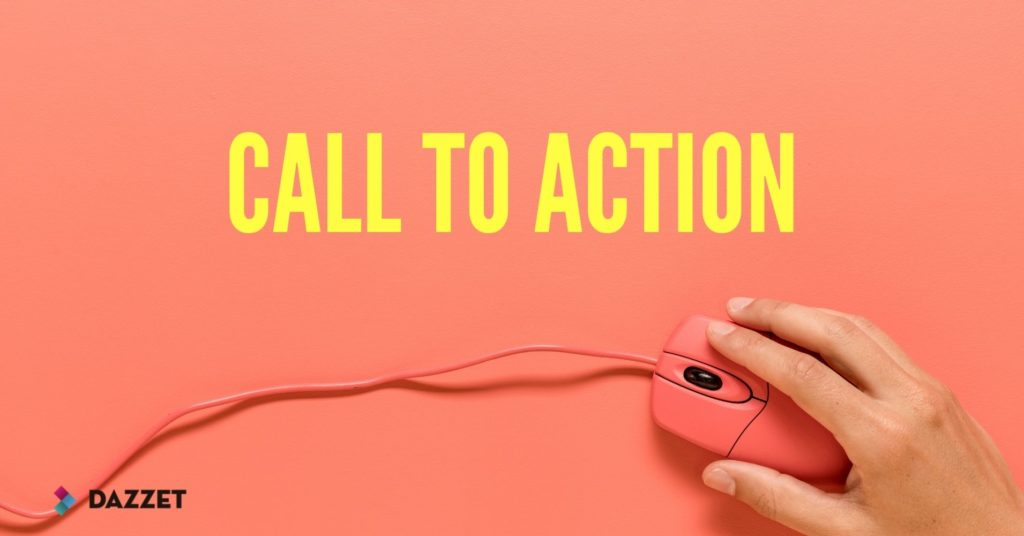 que es un call to action
