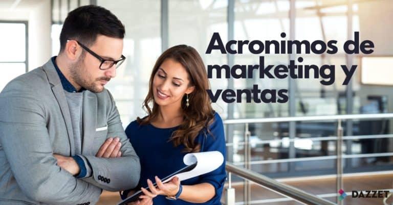 acronimos de marketing y ventas